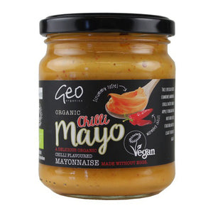 Chilli Mayonnaise Vegan 232g - SW Coast Refills