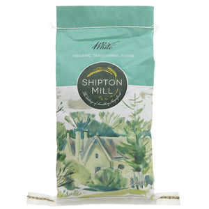 Strong Plain White Flour 2.5Kg - SW Coast Refills