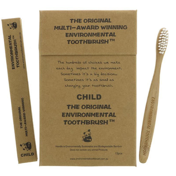 The Original Environmental Bamboo Toothbrush - SW Coast Refills