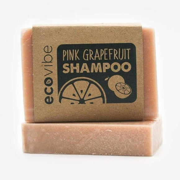 Pink Grapefruit Shampoo Bar - SW Coast Refills