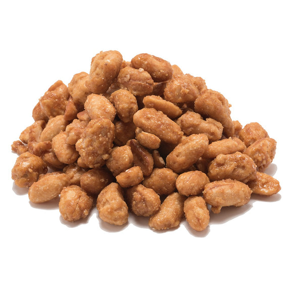 Baked Salted Caramel Peanuts - 100g - SW Coast Refills