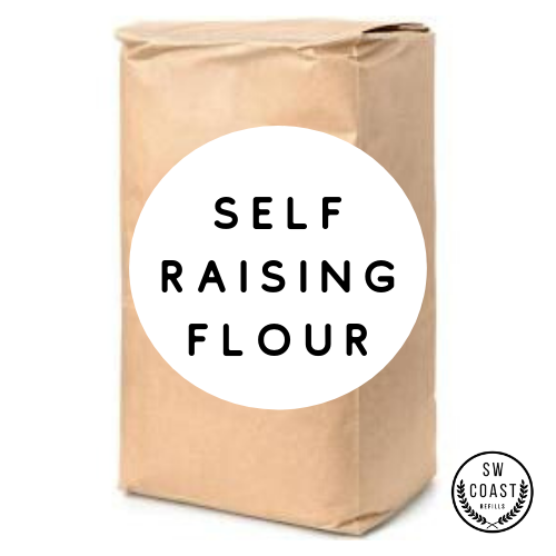 Self Raising Flour - 1Kg - SW Coast Refills