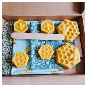 Make Your Own Beeswax Wrap Kit - SW Coast Refills