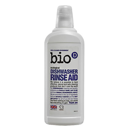 Bio D Dishwasher Rinse Aid - 750ml - SW Coast Refills
