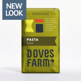 Doves Farm Pizza Pasta Flour - SW Coast Refills