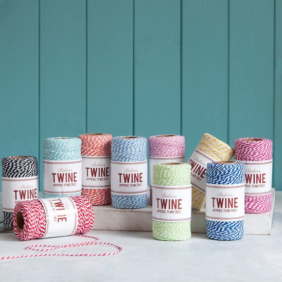 Bakers Twine - 75m Extra Long Roll - SW Coast Refills