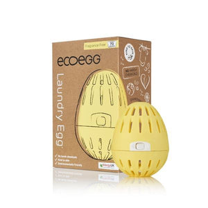 Ecoegg Sustainable Laundry Egg - Fragrance Free 70 washes - SW Coast Refills