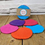 Washable Double Sided Bamboo Make Up Pads - SW Coast Refills