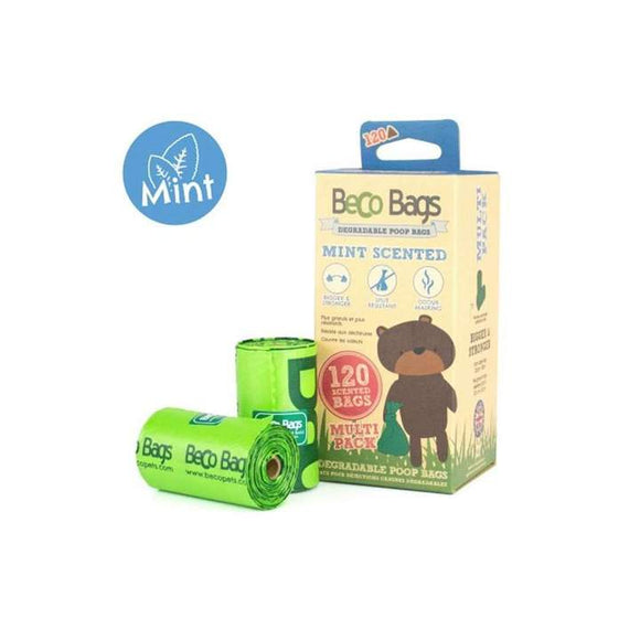 Beco Bag 120 Biodegradable Dog Poo Bags - SW Coast Refills