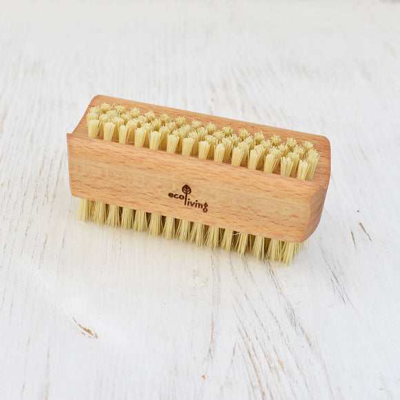 Eco Living Natural Nail Brush - SW Coast Refills