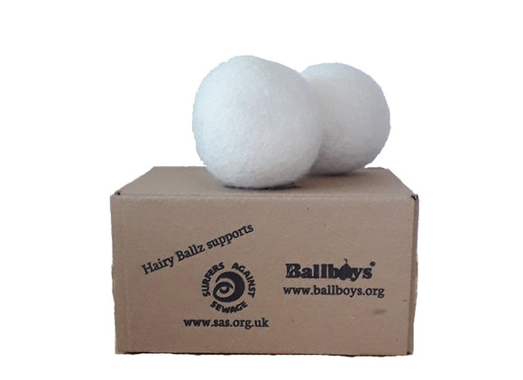Hairy Ballz Microplastic Removing Laundry Balls - SW Coast Refills