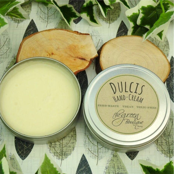 Dulcis Highly Hydrating Hand Cream - SW Coast Refills