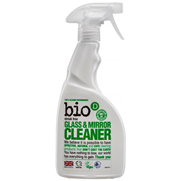 Bio D Glass & Mirror Cleaner Spray - 500ml - SW Coast Refills