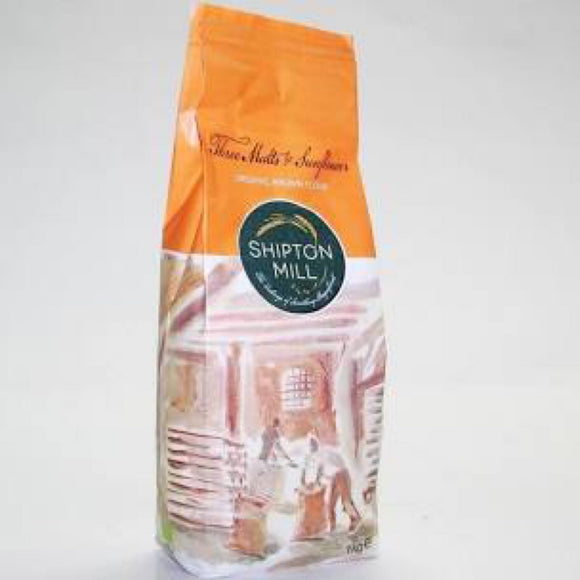 Three Malts and Sunflower Speciality Blend Flour - 1kg - SW Coast Refills