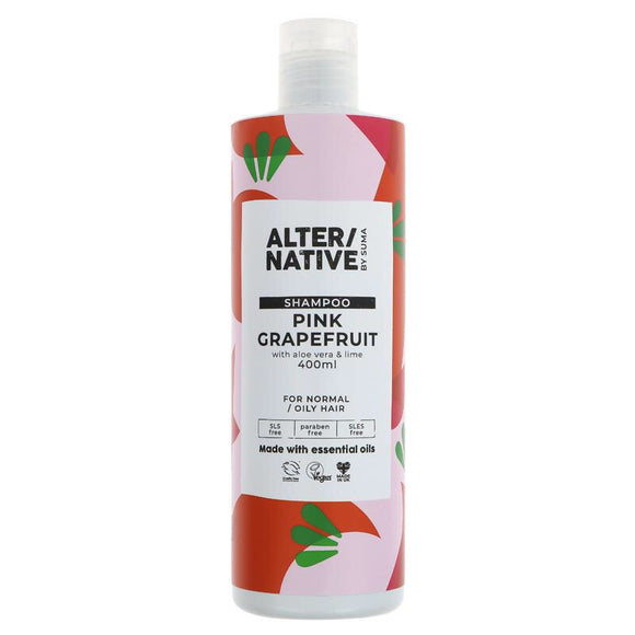Shampoo Pink Grapefruit with Aloe Vera & Lime - SW Coast Refills