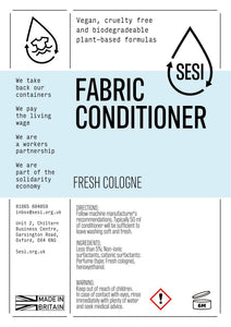 SESI Fabric Conditioner & Softener Refill - SW Coast Refills