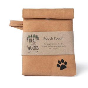 Vegan Leather Dog Snack Pouch - SW Coast Refills