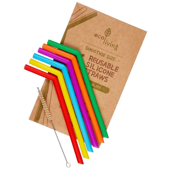 Single Silicone Straw - SW Coast Refills