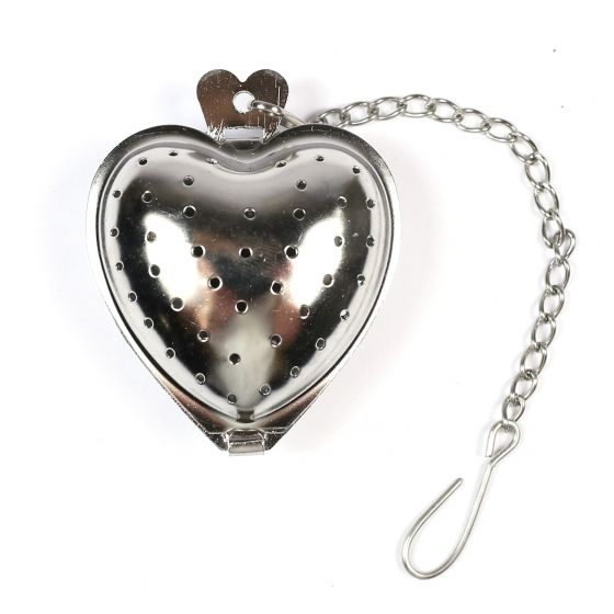 Heart Shaped Tea Infuser - SW Coast Refills