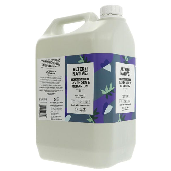 Alter/Native Conditioner Lavender & Geranium Refill - SW Coast Refills