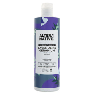 Conditioner Lavender & Geranium - SW Coast Refills