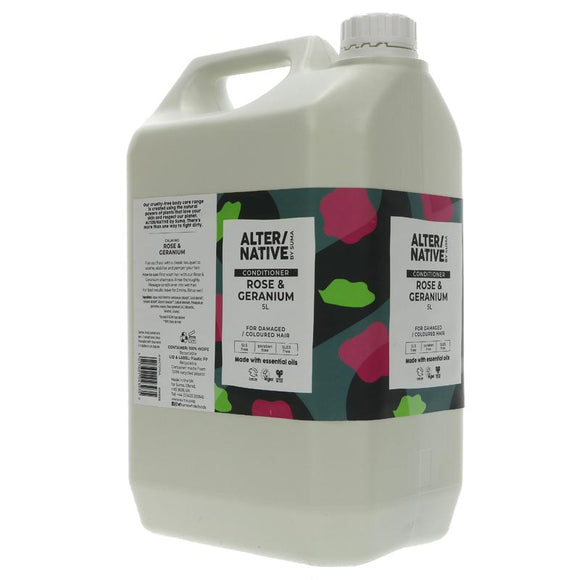 Alter/Native Conditioner Rose & Geranium Refill - SW Coast Refills