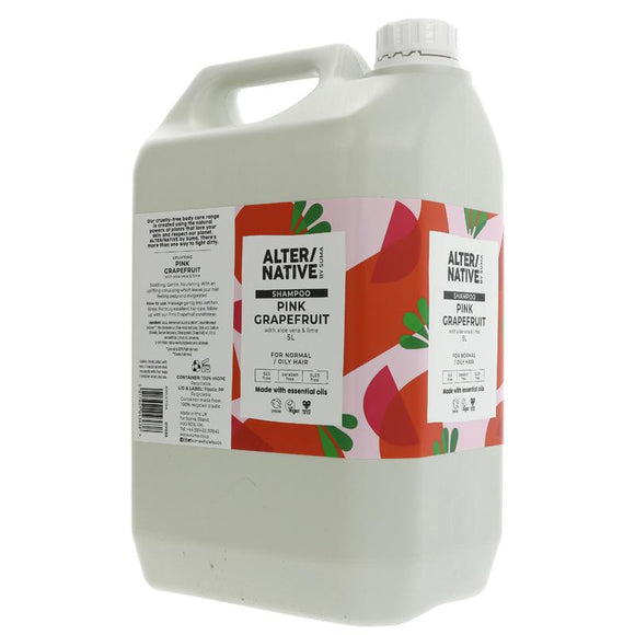 Alter/Native Shampoo Pink Grapefruit Refill - SW Coast Refills