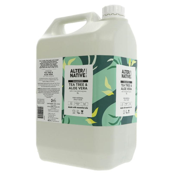 Alter/Native Shampoo Tea Tree & Aloe Vera Refill - SW Coast Refills