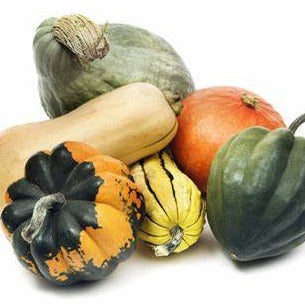 Assorted Winter Squash - 1Kg - SW Coast Refills