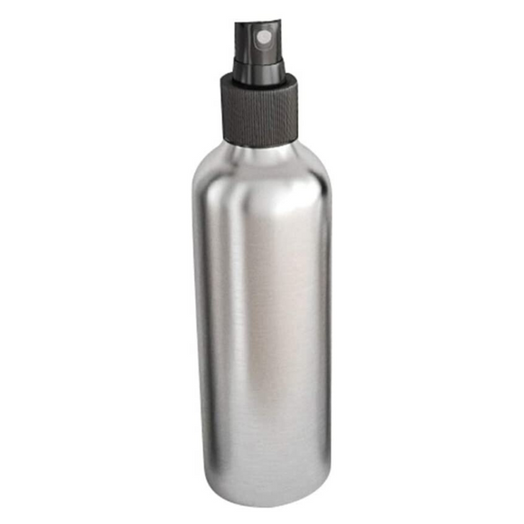 Dew Hand Sanitiser Spray Aluminium Bottle 100ml - SW Coast Refills