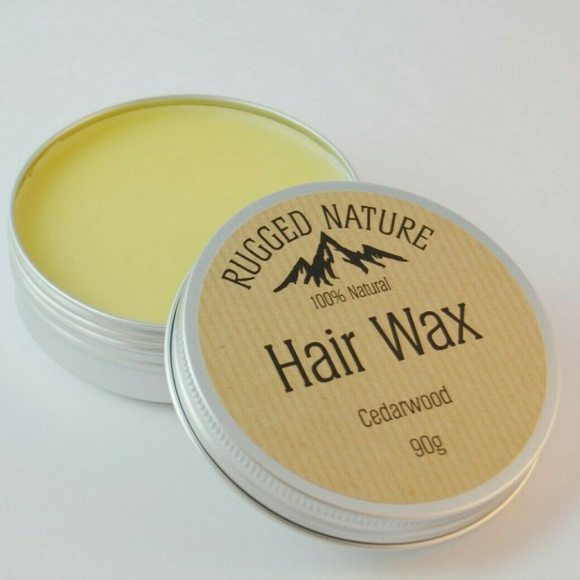 Natural Hair Wax - Cedarwood - SW Coast Refills