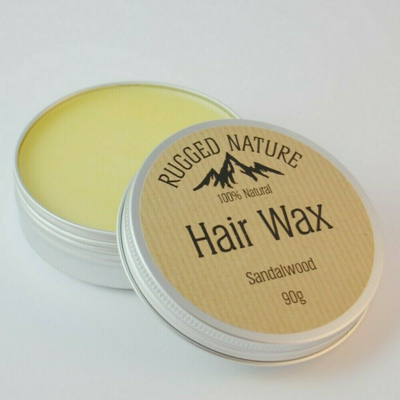 Natural Hair Wax - Sandalwood - SW Coast Refills