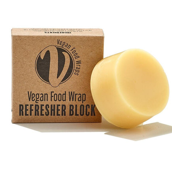 Vegan Wax Wrap Refresher Block - SW Coast Refills