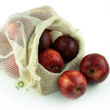 Organic Mesh Cotton Produce Bag (Small) - SW Coast Refills