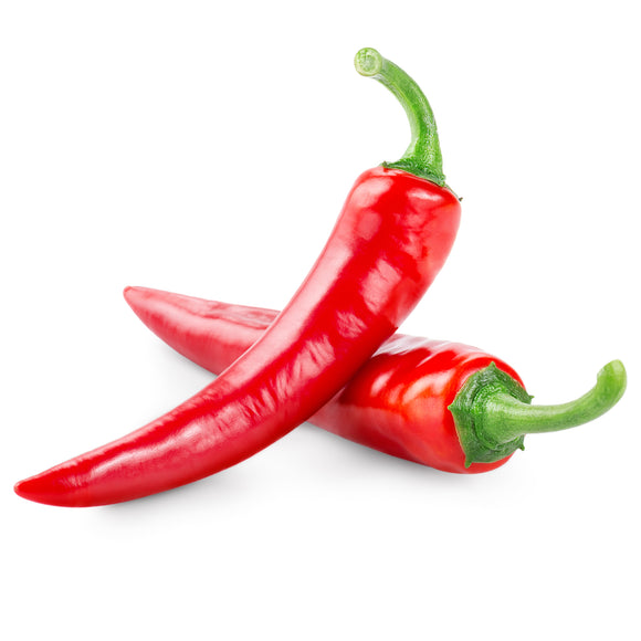 Red & Green Chillies - Each - SW Coast Refills