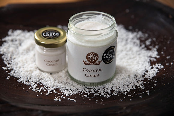Coconut Cream - Nutural World | Nut Butters | Spreads & Preserves | Balanced Breakfast | SW Coast Refills