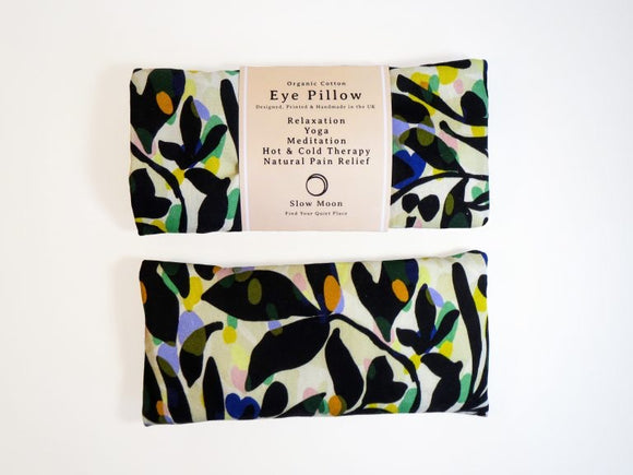 Organic Cotton Eye Pillow