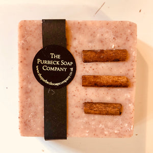 Cinnamon Soap Bar - SW Coast Refills