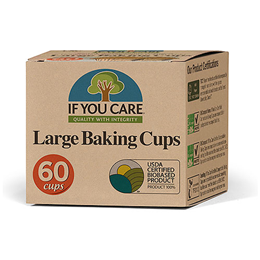 If You Care Large Baking Cups - 60 | Baking | Kitchen | SW Coast Refills