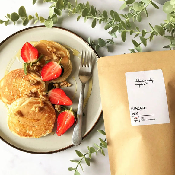 Deliciously Vegan Pancake Mix – 460g