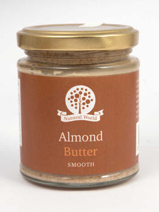 Smooth Almond Nut Butter