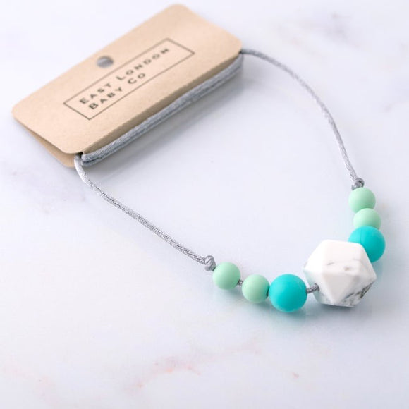 Hackney Teething Necklace | Babies & Children | SW Coast Refills