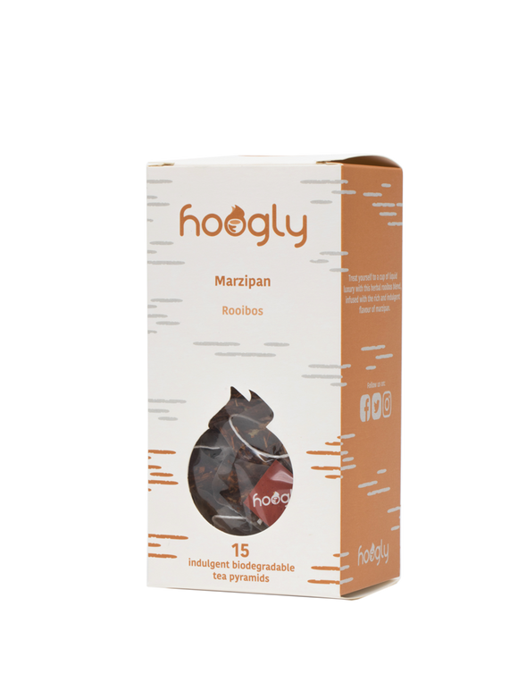 Marzipan Herbal Infusion Rooibos Tea - Plastic Free Tea Bags | SW Coast Refills