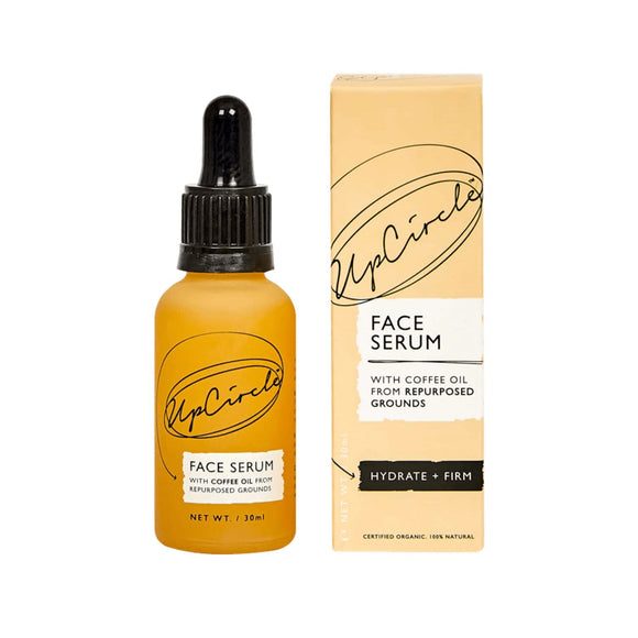 Organic Face Serum with Coffee Oil - 30ml
