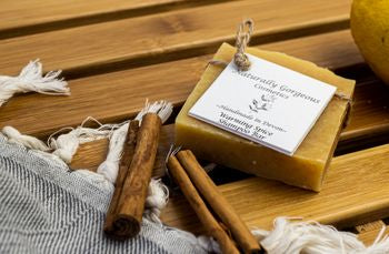 Shampoo bar - warming spice 100g