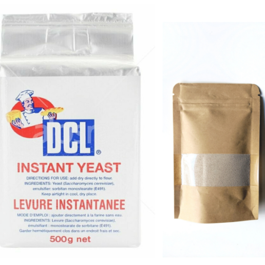 Bakers Instant Dried Yeast - 100g Serve - SW Coast Refills