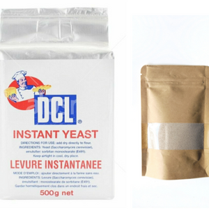 Bakers Instant Dried Yeast - 500g Pouch - SW Coast Refills