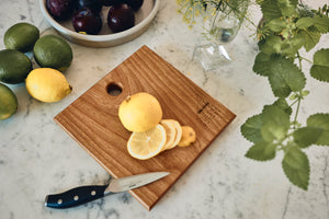 Simple Small Cutting Board