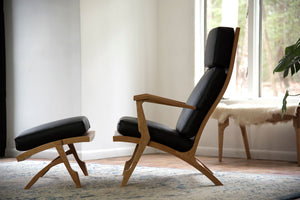 KHEM Lounge Chair - Modern Comfort