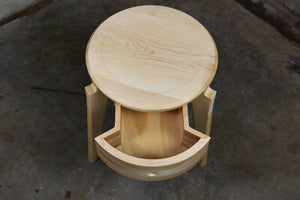 The Ultimate Stool with Drawer